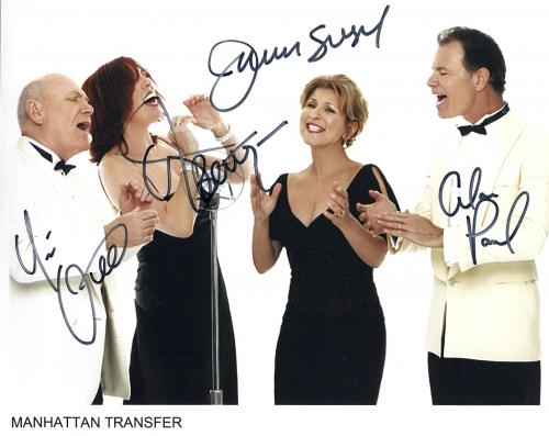 Manhattan Transfer Summary